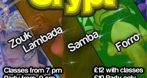 Samba de Gafieira class