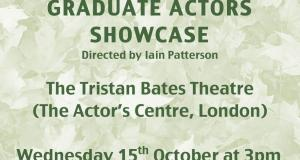 Graduate Actors Showcase