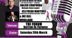 The Forum Comedy Night - March