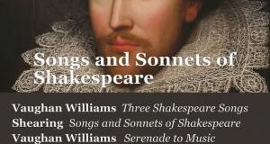 Serenade to Music - Songs and Sonnets of Shakespeare - conductor Ivor Setterfield