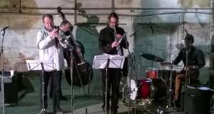 NOCZ: Norwegian-Czech jazz quartet at Spice of Life