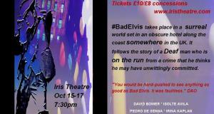 BAD ELVIS presented by the Signdance Collective
