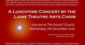Laine Theatre Arts