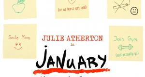 JULIE ATHERTON in January the music revue