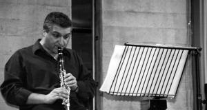 Clarinettist Luca Luciano: Premiere @ St Martin in the Fields